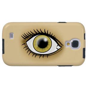 Hazel Eye icon Galaxy S4 Case
