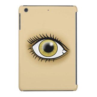 Hazel Eye icon iPad Mini Case