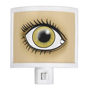 Hazel Eye icon Night Light