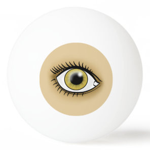Hazel Eye icon Ping-Pong Ball