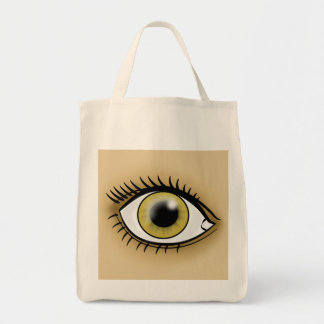Hazel Eye icon Tote Bag