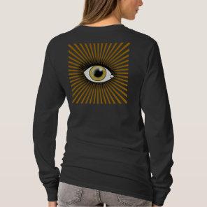 Hazel Eye of Horus T-Shirt