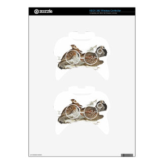 Hazel Grouse Xbox 360 Controller Decal