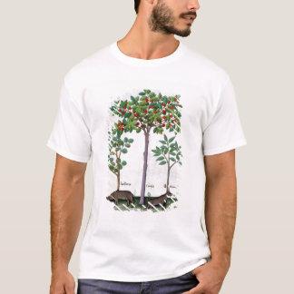 Hazelnut Bush  and Cherry tree T-Shirt