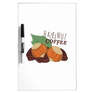 Hazelnut Coffee Dry-Erase Whiteboard