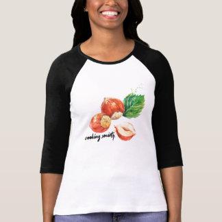Hazelnut Raglan T-Shirt
