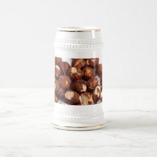 Hazelnuts Beer Stein