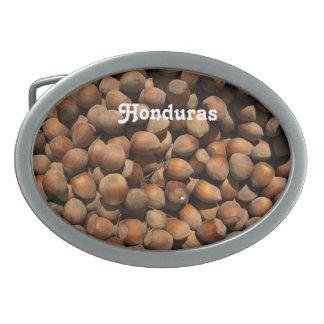 Hazelnuts Belt Buckle