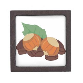 Hazelnuts & Coffee Beans Premium Gift Boxes