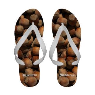 Hazelnuts Flip-Flops