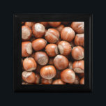 "Hazelnuts Gift Box<br><div class=""desc"">Pile of hazelnuts in their shells</div>"
