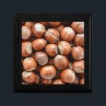 "Hazelnuts Gift Box<br><div class=""desc"">Pile of hazelnuts in their shells</div>"