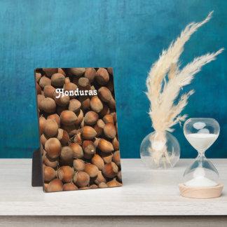 Hazelnuts Plaque