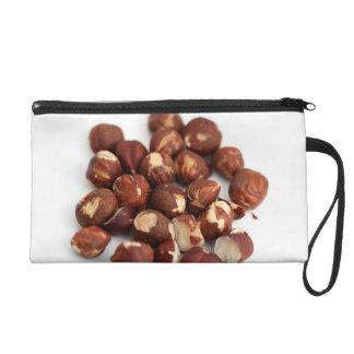 Hazelnuts Wristlet Purse