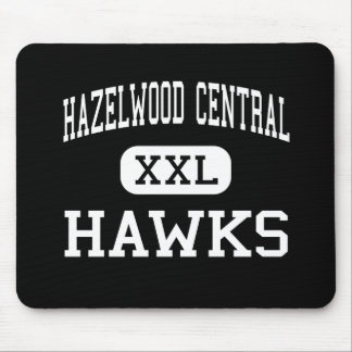 Hazelwood Central - Hawks - High - Saint Louis Mouse Pad