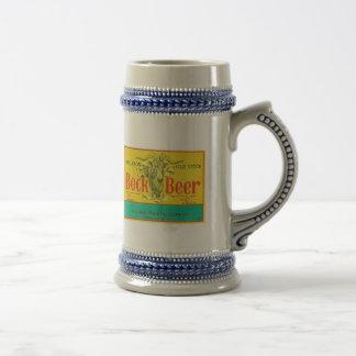 Hazleton Bock Beer Stein