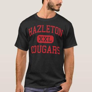 Hazleton - Cougars - Area - Hazleton Pennsylvania T-Shirt