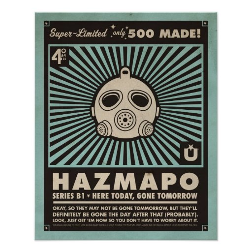 HazmaPoster_Series B1 #4