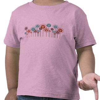Hazmat Daisies Tee Shirt