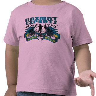Hazmat Experts Gone Wild Shirt