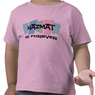 Hazmat Is Forever Shirt