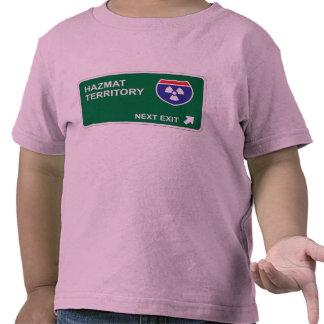Hazmat Next Exit Tshirt