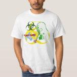 Hazmat! T-shirts