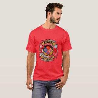 Hazmat Tox-Medic Maltese Cross T-Shirt