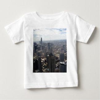 Hazy Chicago Morning Tee Shirt