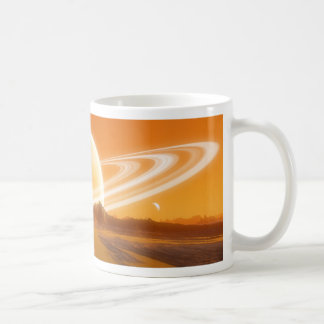 Hazy Day on Annovia Coffee Mug