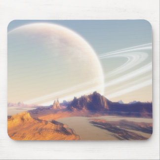 Hazy Day on Annovia (modified) Mouse Pad