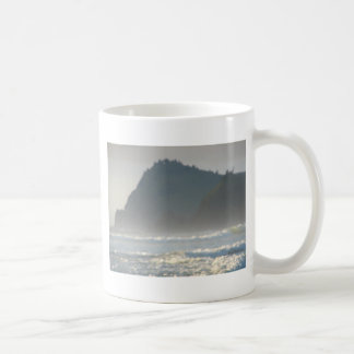 Hazy Distance Classic White Coffee Mug