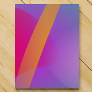 Hazy Green Colorful Abstract Art Chocolate Countdown Calendars