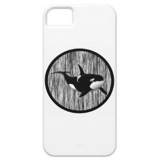 HAZY MORNING ORCA iPhone 5/5S COVERS