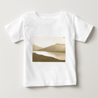 Hazy Mountains Baby T-Shirt