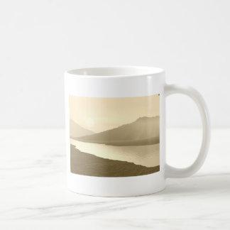 Hazy Mountains Coffee Mug
