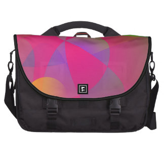 Hazy Space Pink Commuter Bag