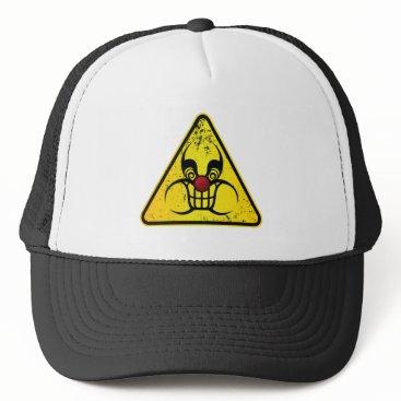 Hazzard Clown Trucker Hat