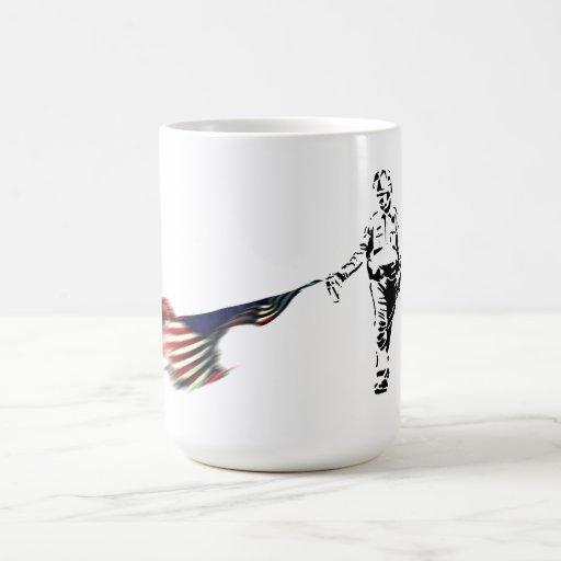 Hazzard profesional taza básica blanca