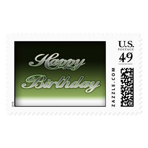 hb249 sello postal