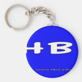 HB2: Heavenly Born - Heaven Bound Keychain