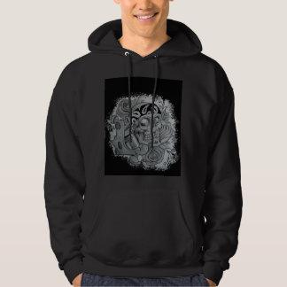 HB art Hooded Pullover