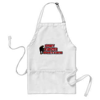 HB Don't  Care -Chiselled Adult Apron