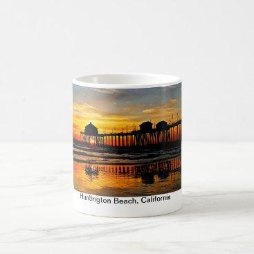 Coffee Themed HB Sunset Mug
