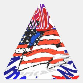 hbamshred.PDF Triangle Sticker