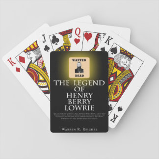 HBL - Deck of Playing Cards
