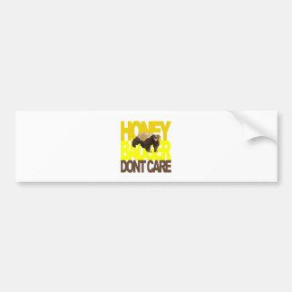 HBS Honey Bumper Sticker