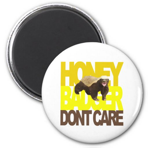 HBS Honey Fridge Magnet