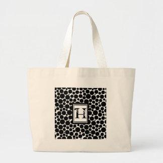Hbubble Jumbo Tote Bag