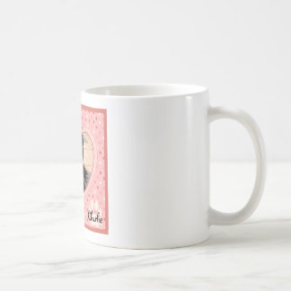 hc1.pngPink Polka Dot Crosshatch Heart Photo Frame Coffee Mug